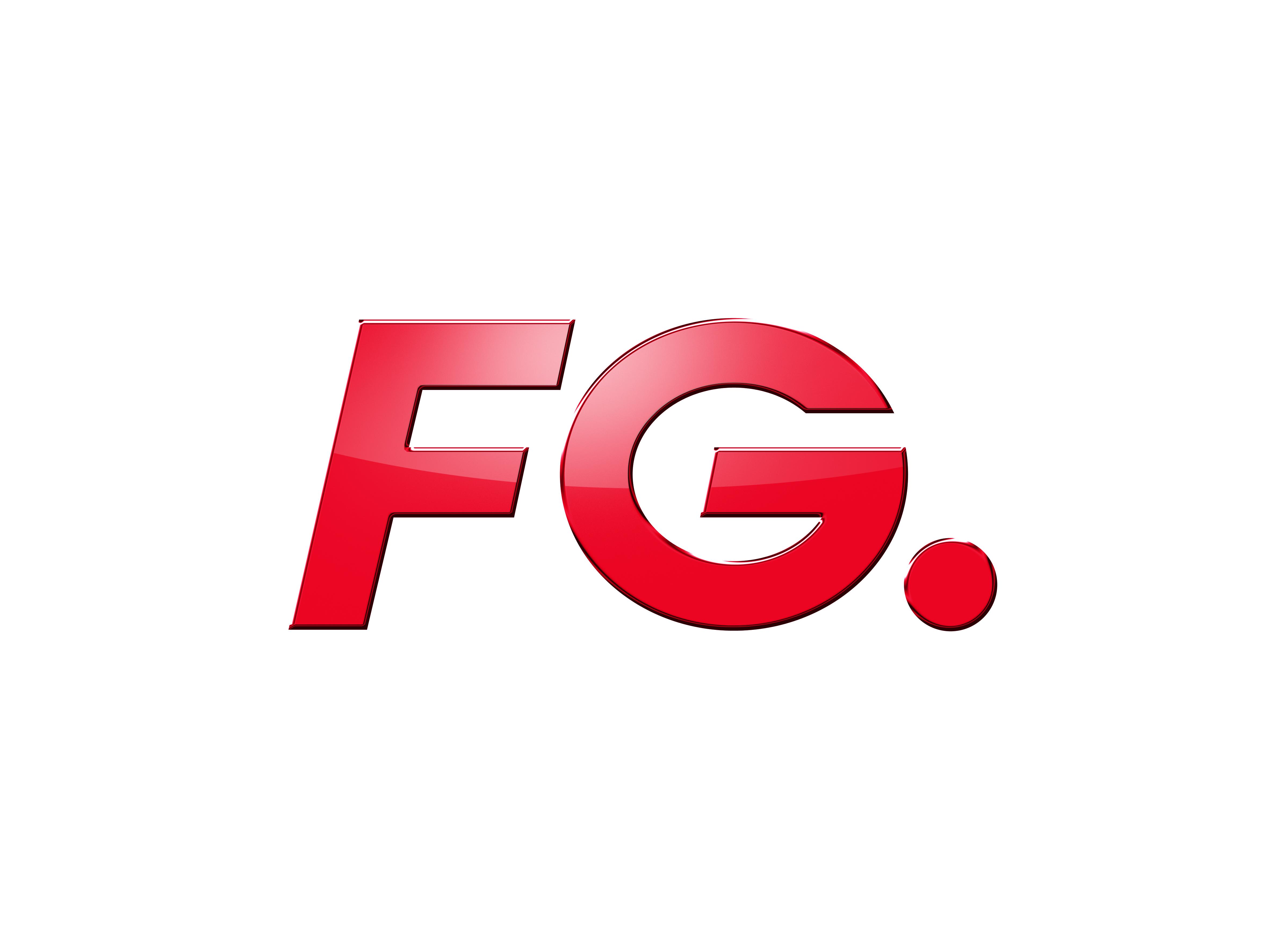 Logo Radio FG, une radio commercialisée par Régie Radio Régions