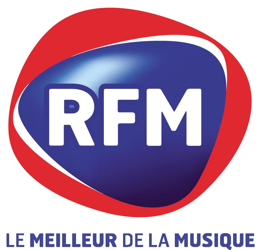 Logo RFM, une radio commercialisée par Régie Radio Régions