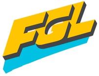 Logo FGL, une radio commercialisée par Régie Radio Régions