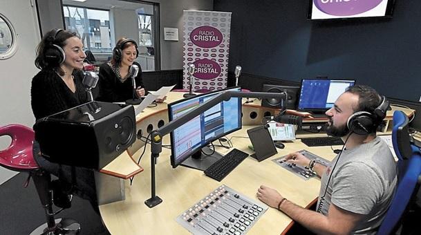 Radio Cristal s'installe à Caen, les nouveaux studios