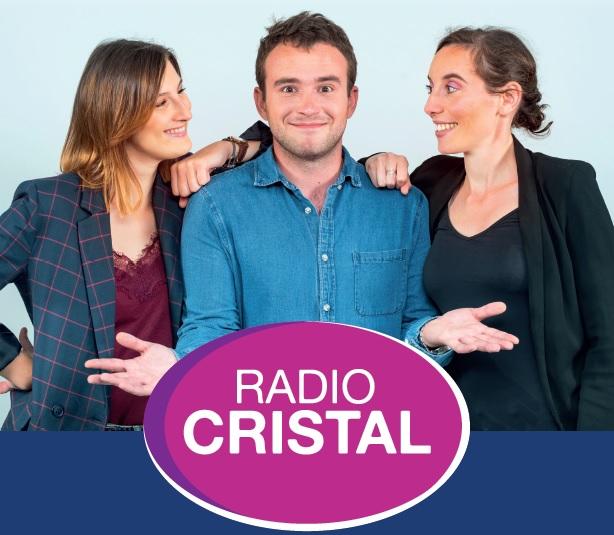 Animateurs de Radio Cristal