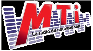 Logo MTI, station commercialisée par Régie Radio Régions