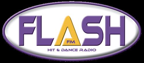 Logo Flash FM, une station commercialisée par Régie Radio Régions